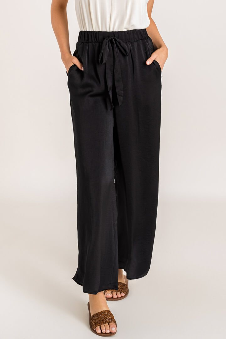 Lulu Satin Pants