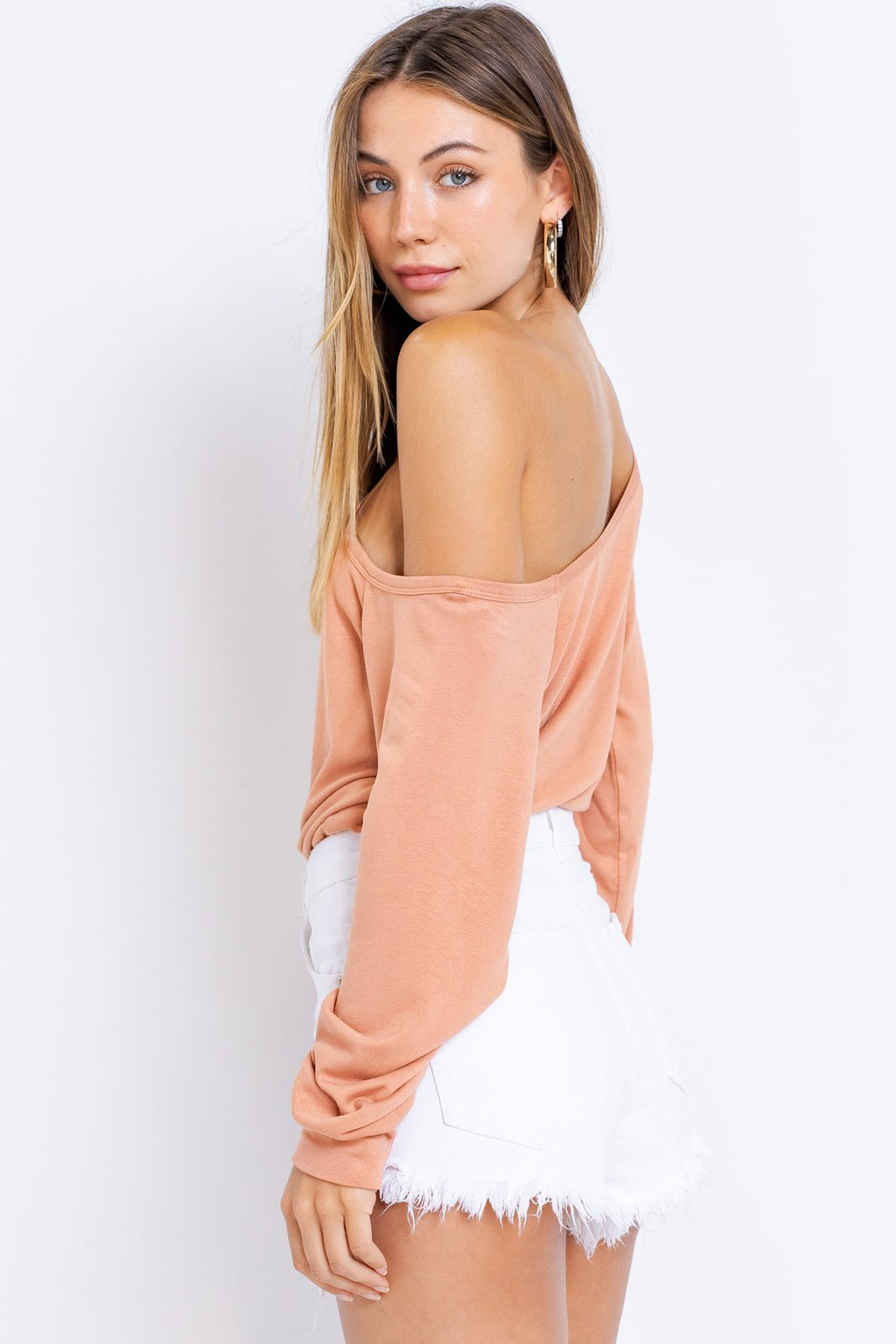 Lela Off the Shoulder Bodysuit