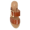 Stella Espadrille Wedge - Tan