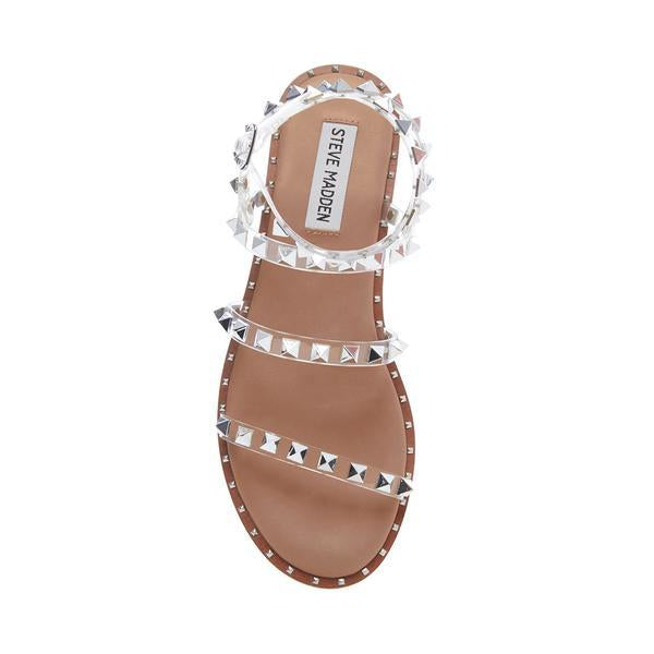 Steve Madden Travel Sandal - Clear