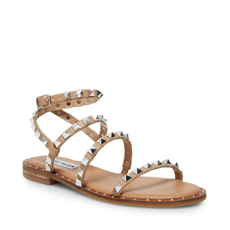 Steve Madden Travel Sandal - Tan