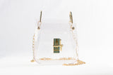 Claire Clear Mini Purse