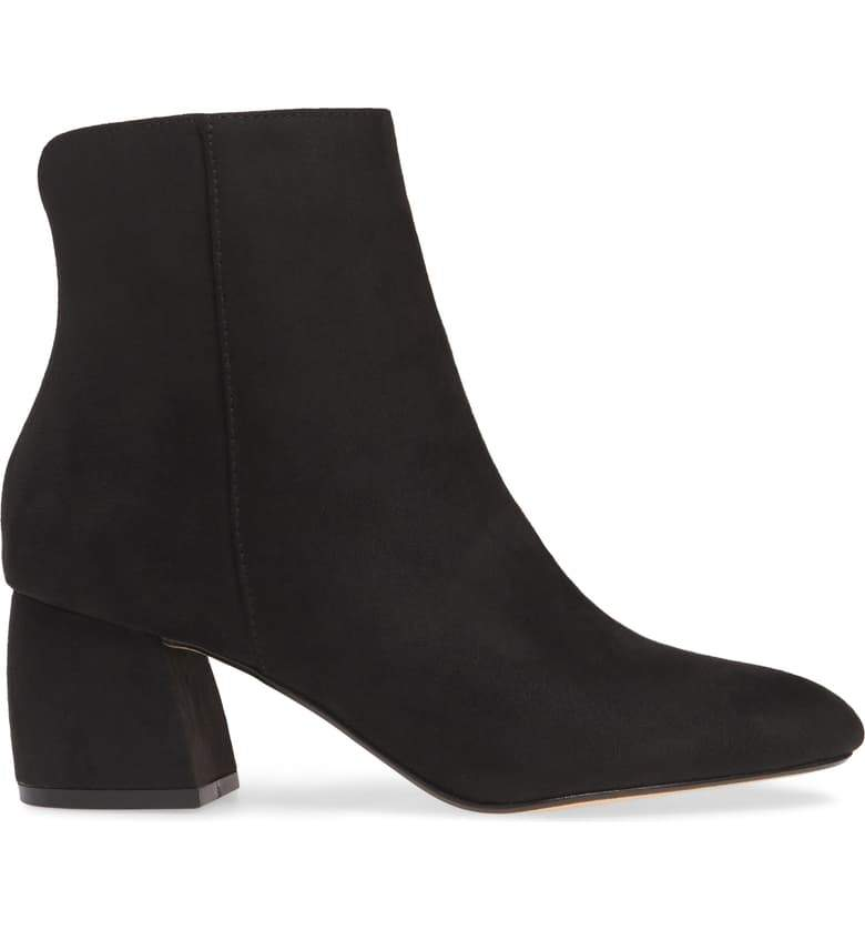 Chinese Laundry Davinna Bootie - Black Suede