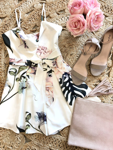 Paloma Floral Romper
