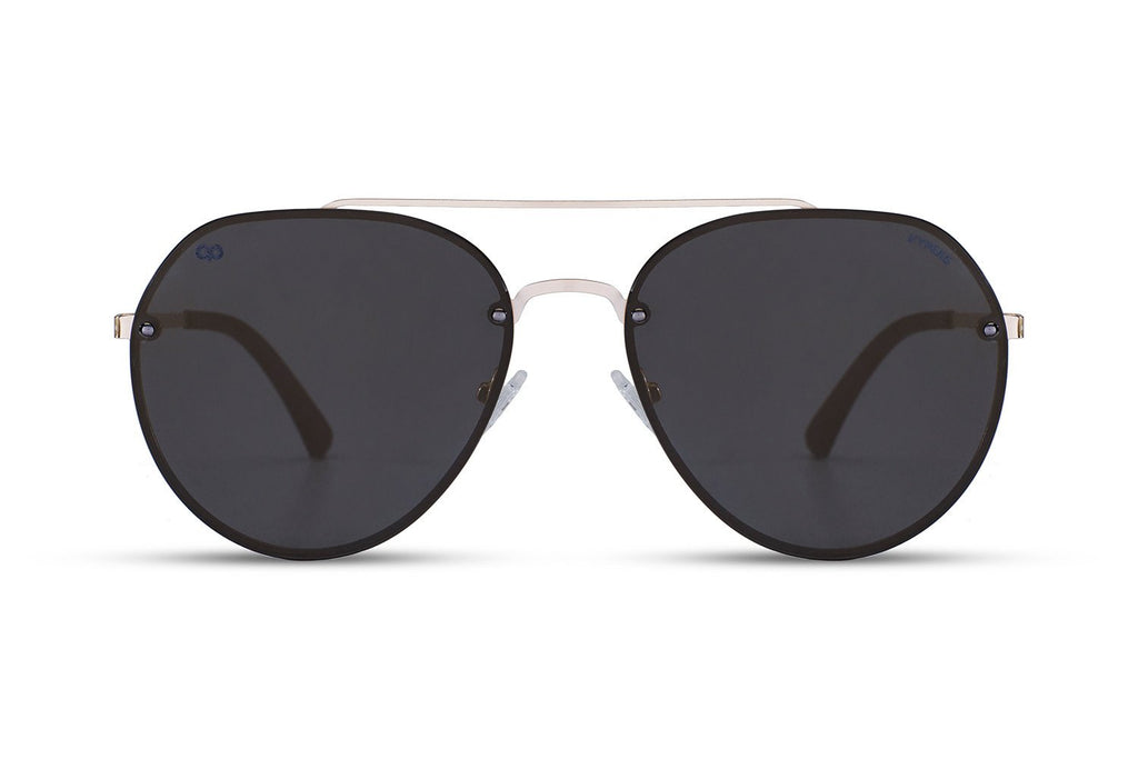 Kypers Waspe Sunglasses - Gold/Gold