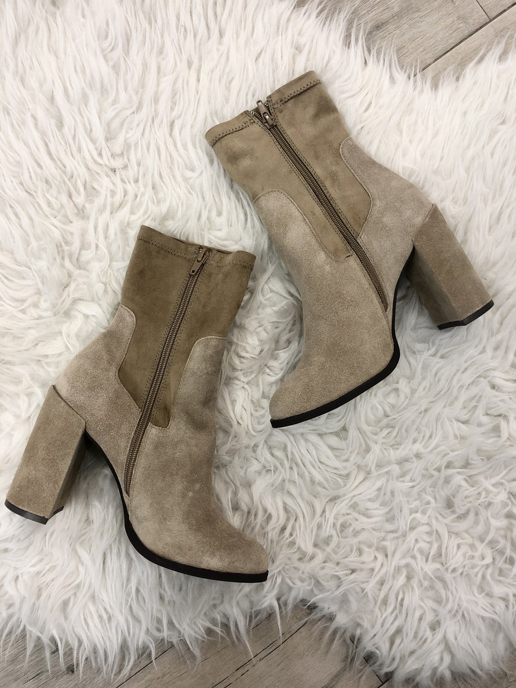 Chinese Laundry Capricorn Bootie - Mink