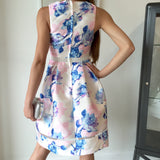 Blair Floral Midi Dress