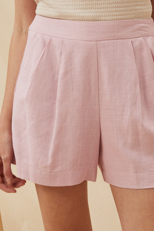 Candice Pleated Shorts