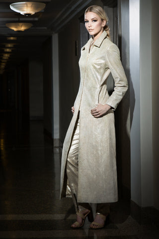 Goldeneye Trench Coat