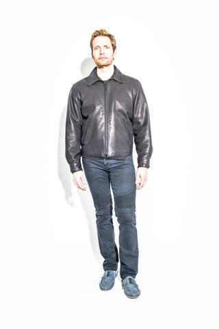 Men's French Zip Jacket