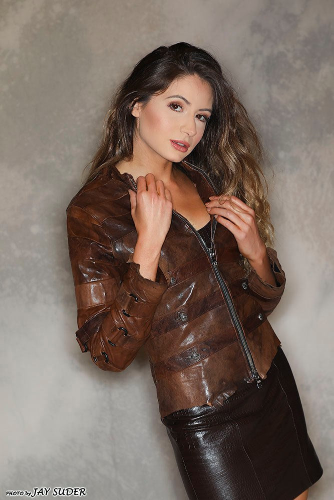 Women's dress - West Coast Leather