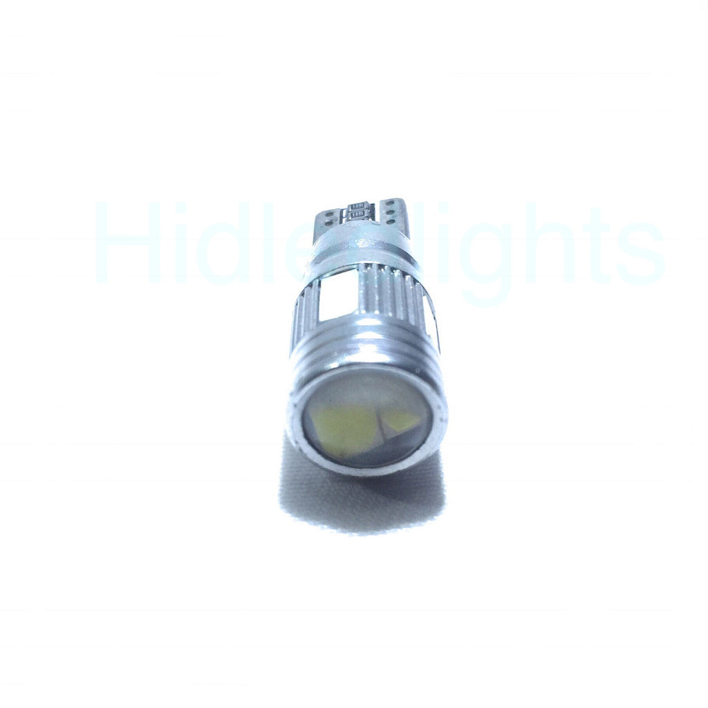T10 6 SMD Interior Light Canbus LED Bulbs