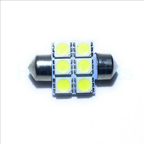 31mm Festoon Interior LED Light Bulbs