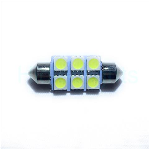 36mm Festoon Interior Light LED Bulbs