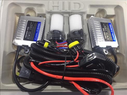 4300k 55W High Quality Slim Ballast HID Conversion Kit