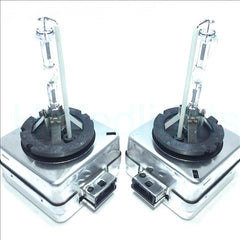 A Pair 35W High Quality Replacement D1S HID Light Bulbs