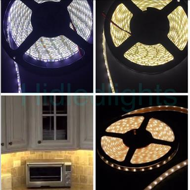 5M Single Color LED Strip Lights NON Waterproof 300 SMD 5050