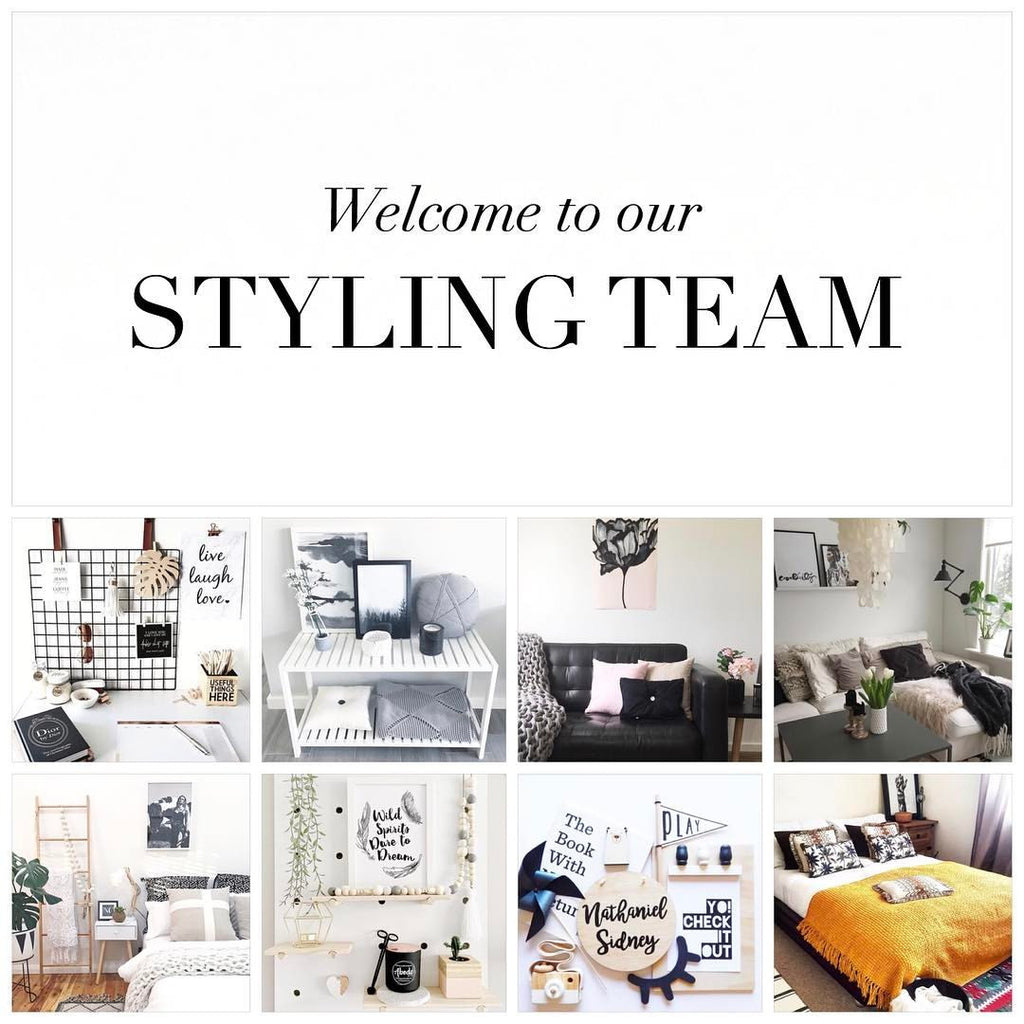 Introducing our Styling Team