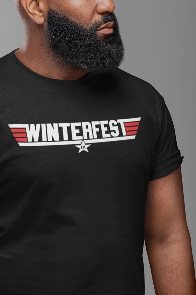 Winterfest IX Shirt