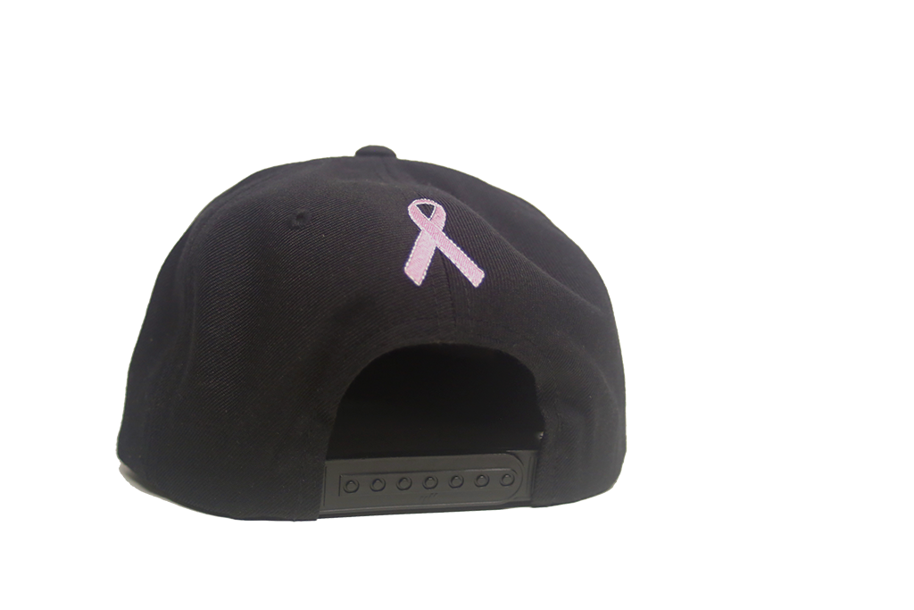 Breast Cancer Awareness Snapback