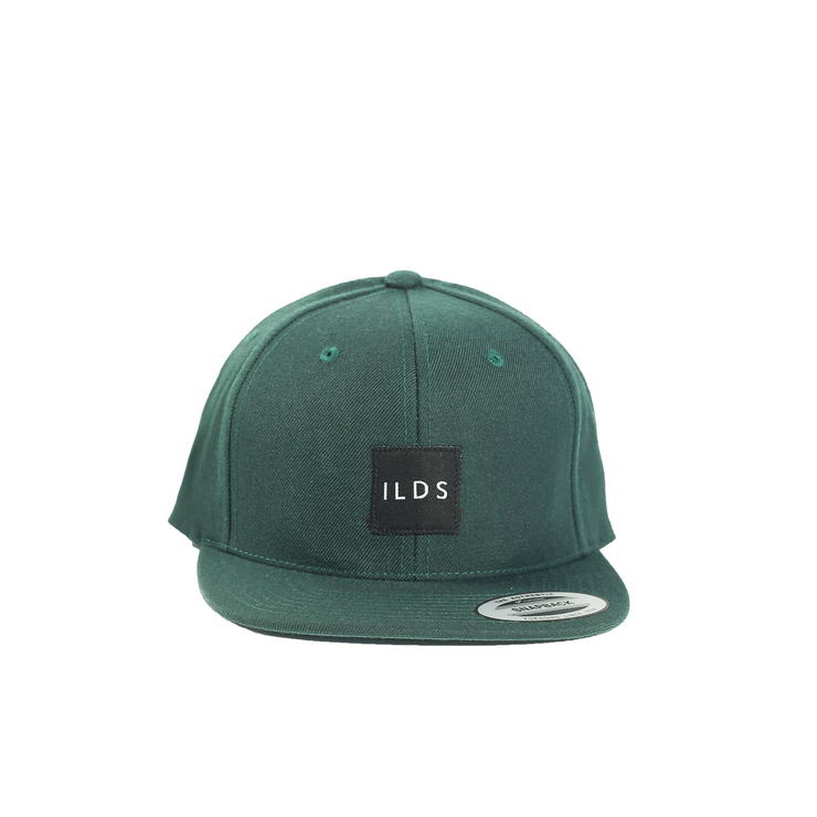 Hunter Green Minimalist snapback