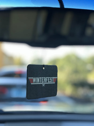Winterfest IX Air Freshener