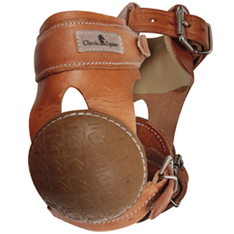 Performance Skid Boot With Buckles by Classic Equine