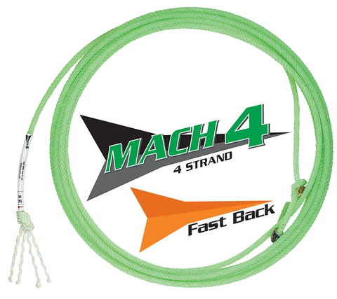 Mach 4 Head Rope