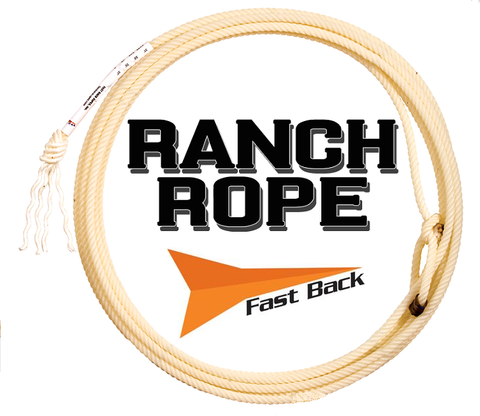 Fastback 4-Strand Ranch Rope