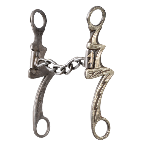 Gist Design Lightning Seven Cheek Chain Bit BITLSS30
