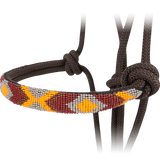 Beaded Rope Halter HTR-BRH
