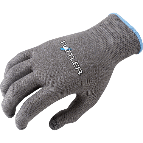 HP Rattler Roping Glove 6 pk, Grey