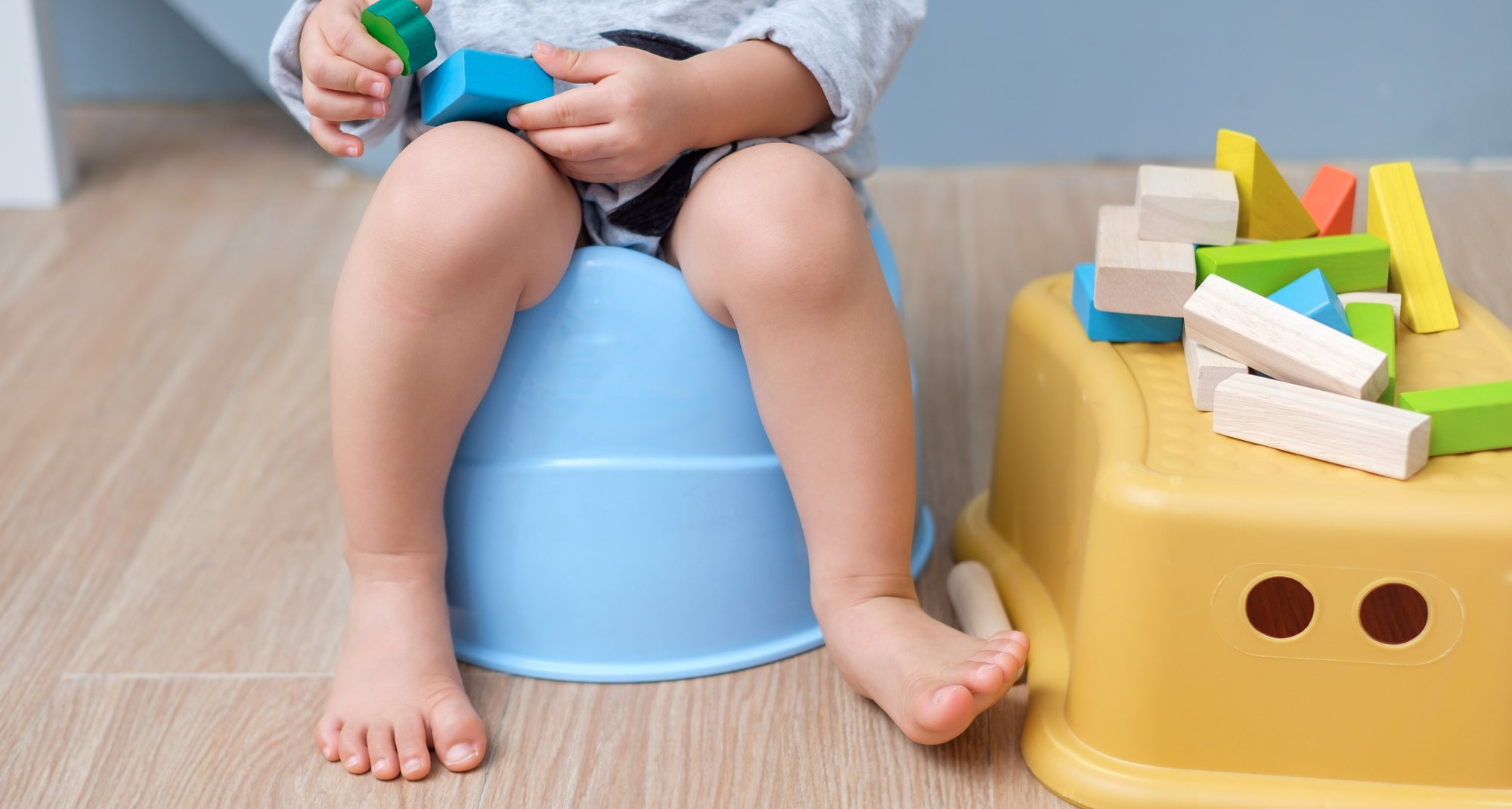 4 things to remember when potty training is driving you nuts