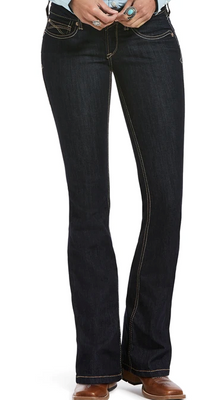 Ariat REAL Mid Rise Elise Jeans