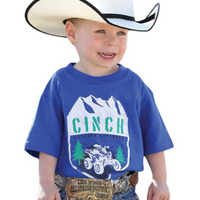 Cinch Toddler T-shirt