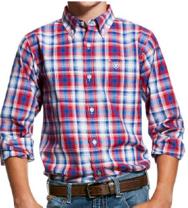ARIAT Boys Oakden Shirt