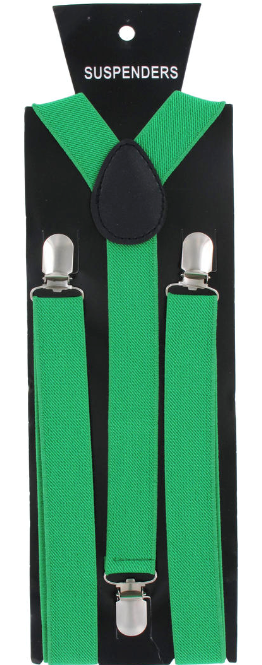 Trouser Braces / Suspenders