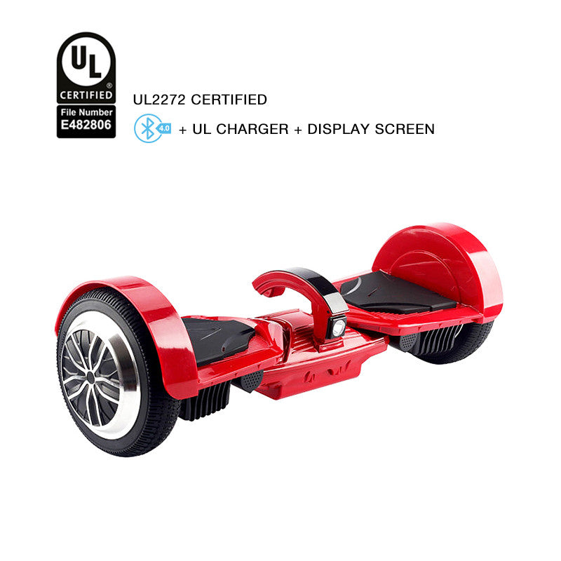 ul 2272 bluetooth hoverboard