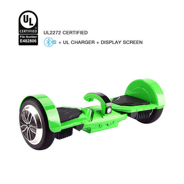ul 2272 certified hoverboad green
