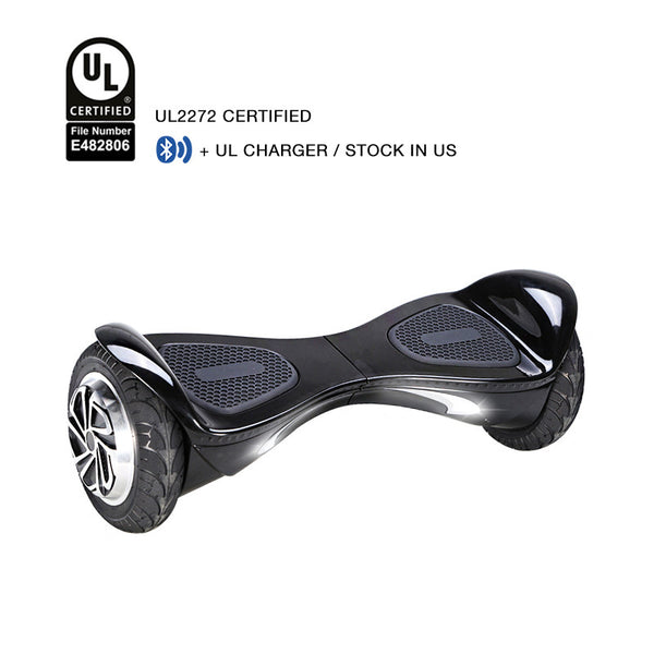 UL 2272 CERTIFIED HOVERBOARD BLACK