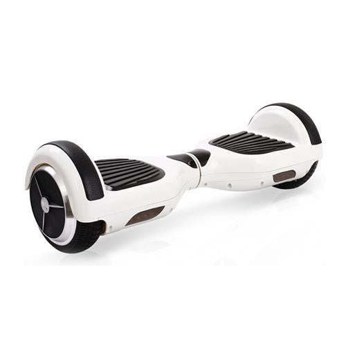 Classic Smart Balance Scooter 6.5 Inch Hoverboard White - Smart Balance Board