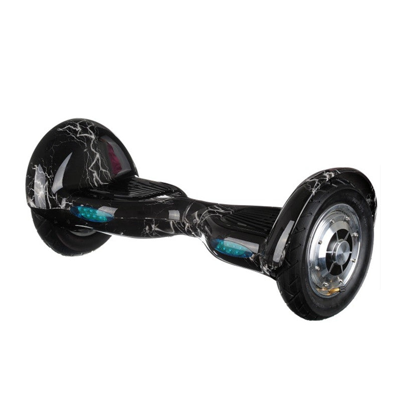 10 inch smart balance wheel lightning black