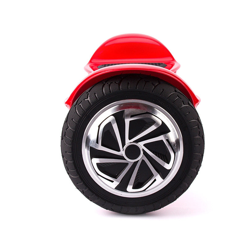 8 inch red hoverboard