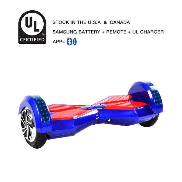 app hoverboard blue