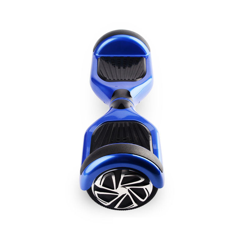 ul2272 certification self balancing scooter blue