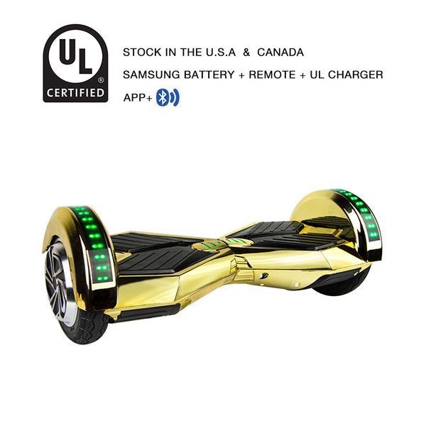 app smart balance wheel chrome gold