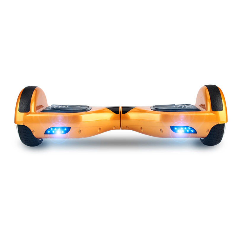 UL2272 Certification Hoverboard 6.5 Inch Smart Balance Wheel Gold - Smart Balance Board