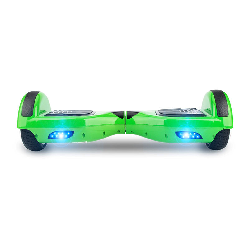 ul2272 certification self balancing scooter green