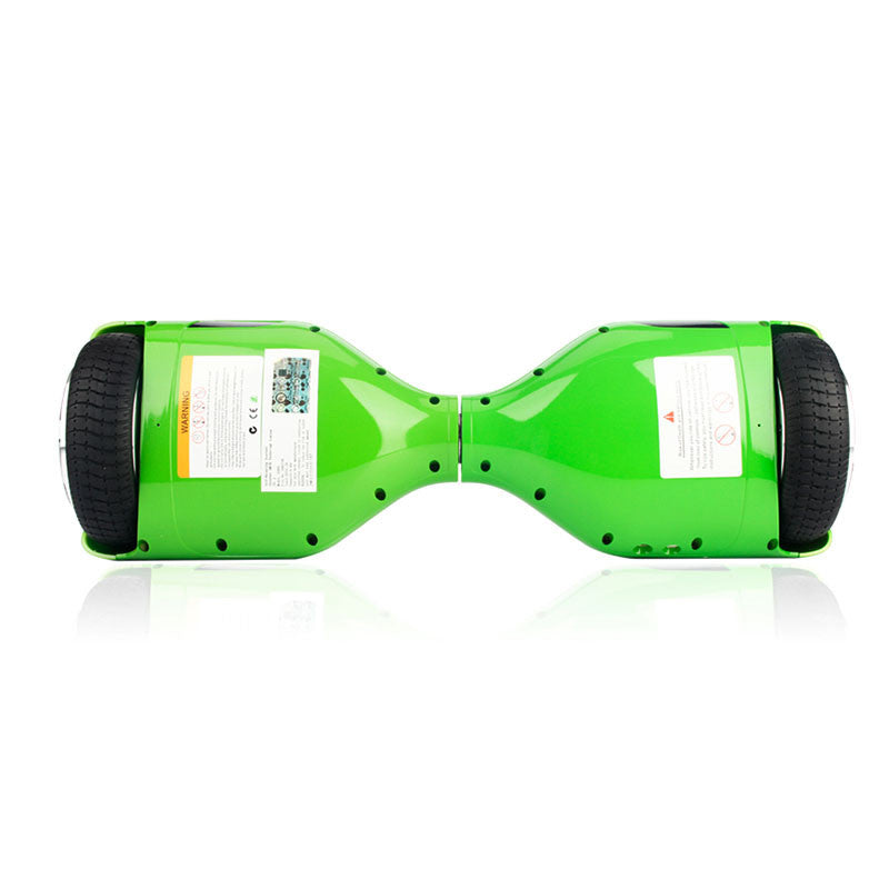 ul2272 certified hoverboard green