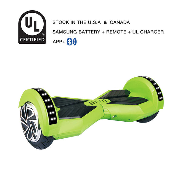8 inch app hoverboard bluetooth